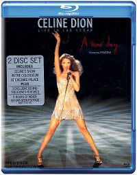 Cover Céline Dion - Live In Las Vegas - A New Day... [DVD]